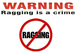 Anti Ragging Posters